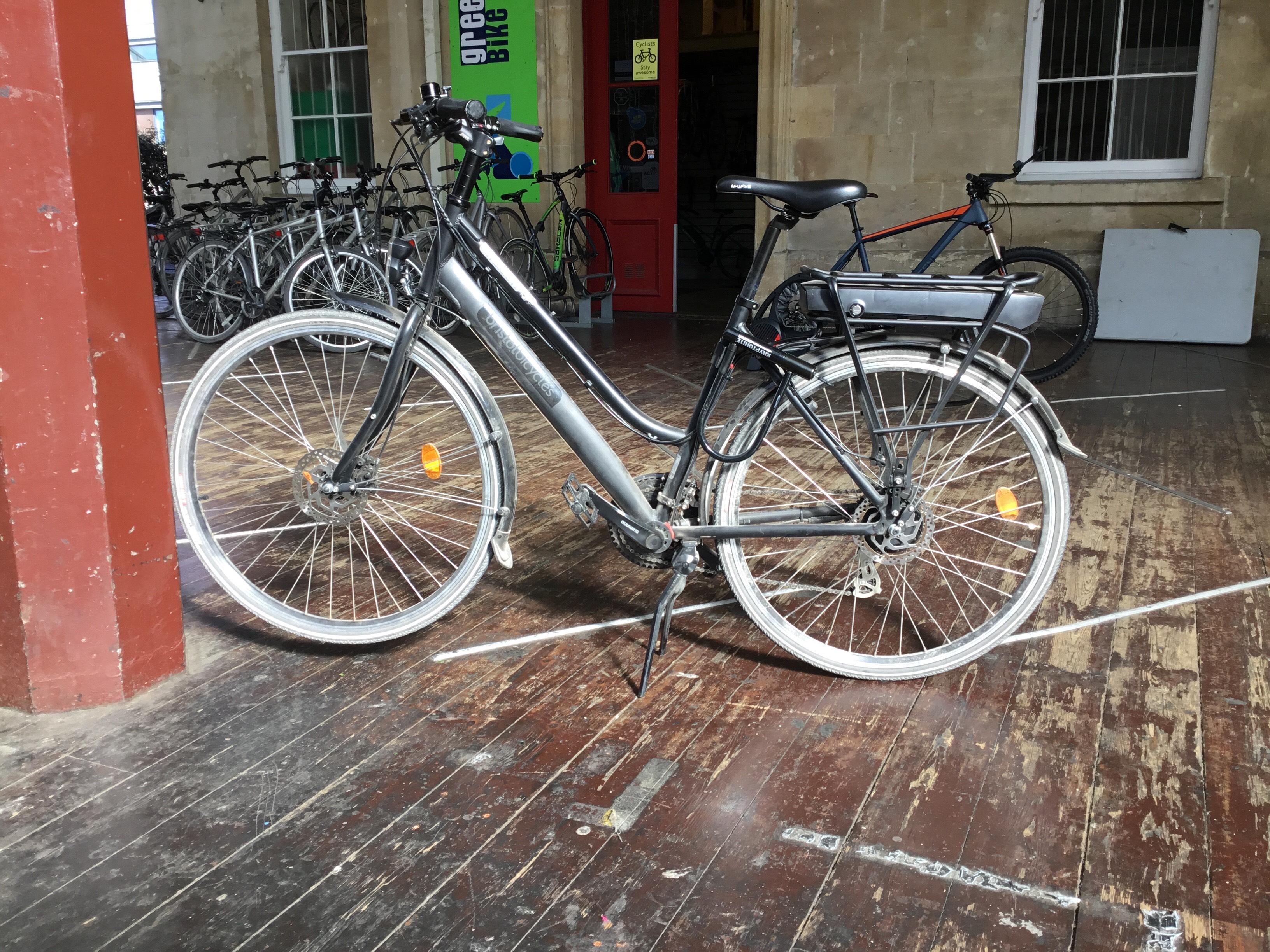 S'Park Bristol Bikes Ebike